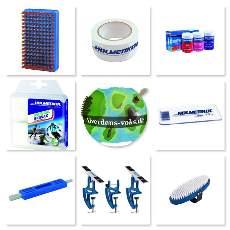 Produkter til klargøring af langrend