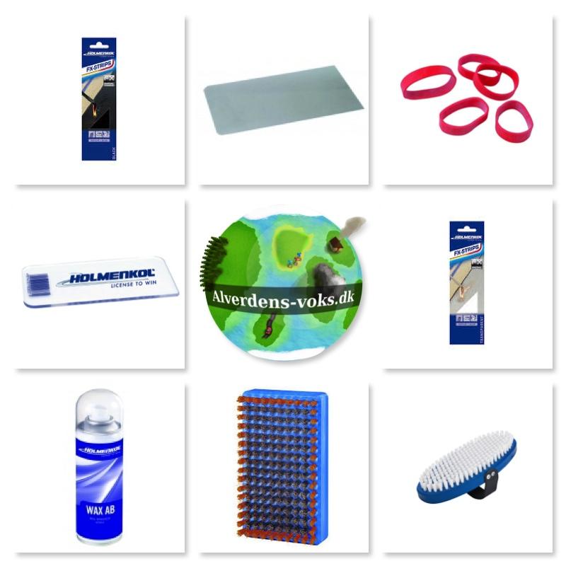 Produkter til reparation af sålen